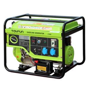 бензинов генератор 5 kw tayfun